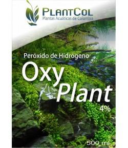 Oxy Plant Potente Alguicida / Antialgas que no afecta plantas, peces o invertebrados