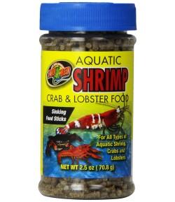 Alimento para todo tipo de Gambas, Camarones y Cangrejos Aquatic Shrimp