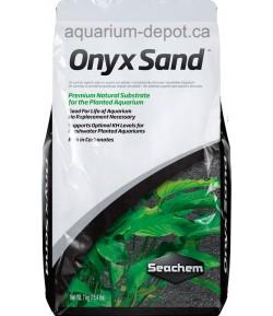7 Kg Onyx Sand Sustrato Premium nutritivo para acuarios plantados