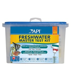 Master Test Kit Api Medidor de parámetros
