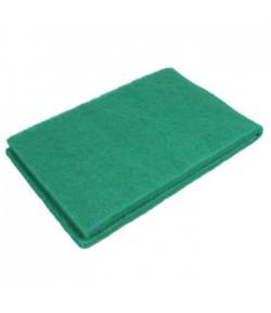 25 x 25 cm Guata / Perlon / Esponja Verde para filtración