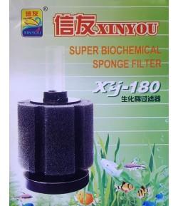 Filtro Esponja / Espuma XY-180 hasta 100 litros