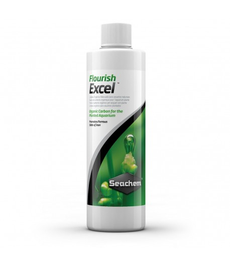 50 ml Flourish Excel Seachem Alternantiva del Co2