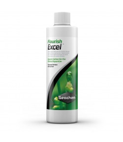 500 ml Flourish Excel Seachem Alternantiva del Co2