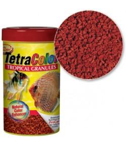 30 g Tetra Color alimento granulado para peces tropicales