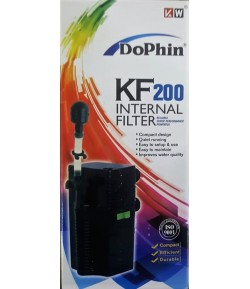 250 litros/hora Filtro Interno Dophin KF200