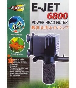 100cm / 900L/H Cabeza de Poder Filtro E-Jet6800