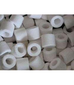 250 g Canutillos / Aros / Anillos de cerámica material filtrante