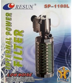 500 Litros/hora Filtro Interno Resun Sp-1100l Acuario