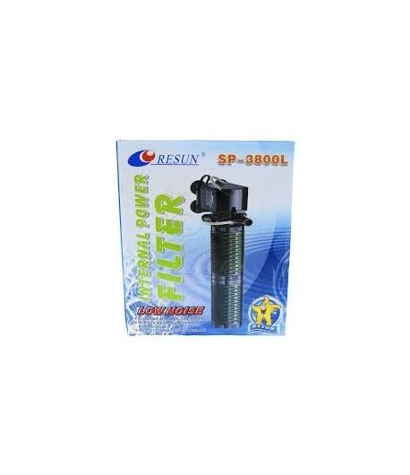 2000 Litros/hora Filtro Interno Resun Sp-3800l Acuario