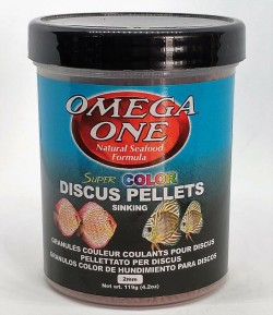 119g Discus Pellets Super Color Alimento Discos Peces Acuari
