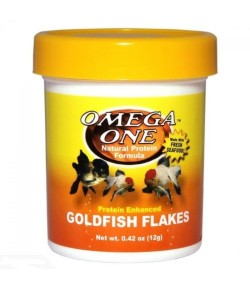 12g Goldfish Flakes Hojuelas Bailarinas Peces Acuario