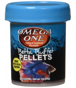 28g Betta Pellets Granulos Alimento Bettas Peces Acuario