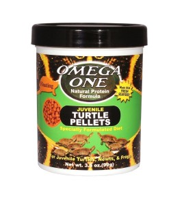 99g Turtle Pellets Alimento Para Tortugas Omega