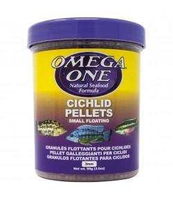 99g Cichlid Pellets Alimento Granulos Peces Ciclidos Acuario