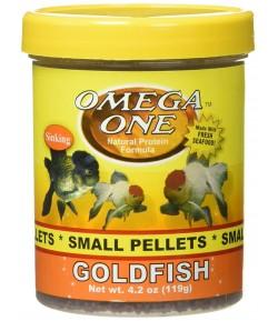 119g Goldfish Pellets Granulo Alimento Peces Bailarinas Acuario