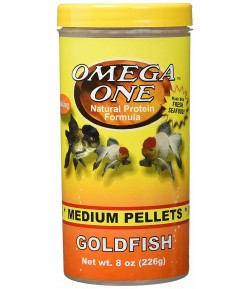 226g Goldfish Pellets Granulos Alimentos Peces Bailarinas