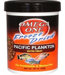 24g Pacific Plankton Alimento Peces Acuario Dulce Marino