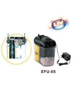 150 L/h Filtro Canister Uv Boyu Efu-05 Acuario