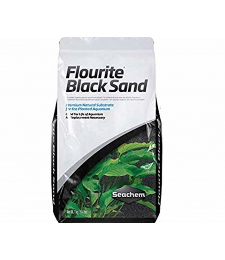 Flourite Black Sand 7 Kg Acuario Plantado Sustrato Nutritivo