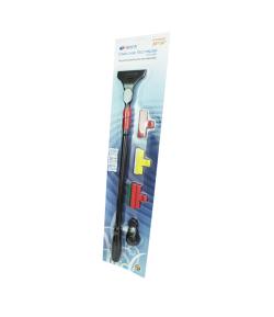 Limpiador Acuario Resun Ds36 60cm Rascador 3 Tipos Cuchilas