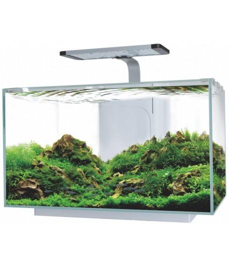 25 Litros Acuario Boyu Yiya Mek 340 con filtro e iluminación