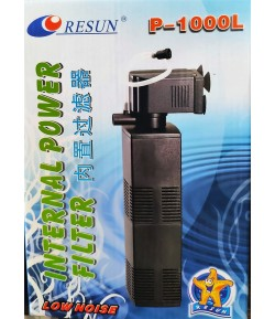 1000 Litros/hora Resun P-1000l Filtro Interno Acuario