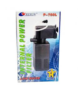 700 L/H Filtro Resun P-700L acuario dulce o marino