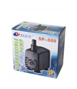 200 L/h Cabeza Poder Resun Sp-500 Acuario 0.6m Altura
