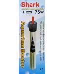 75 W Termostato Calentador Shark Heater acuario