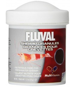 35 g. Alimento para Gambas de agua dulce Fluval en granulos