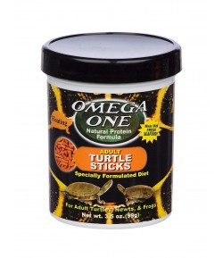 99g Adult Turtle Sticks Alimento Para Tortugas Adultas