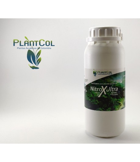 Nitrox Ultra Nitrato de Potasio fertilizante para plantas de acuario