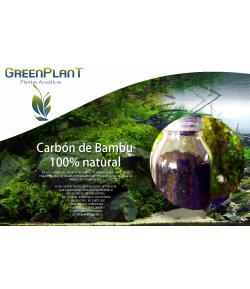 Carbón de Bambú en Polvo para todo tipo de sustratos