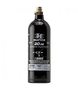 Cilindro Co2 20 Onzas Botella Tanque Pipeta Acuario Plantado