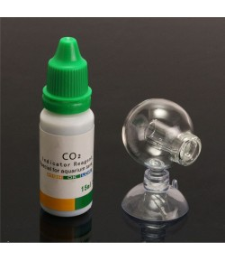 Drop Checker Test Medidor de Co2